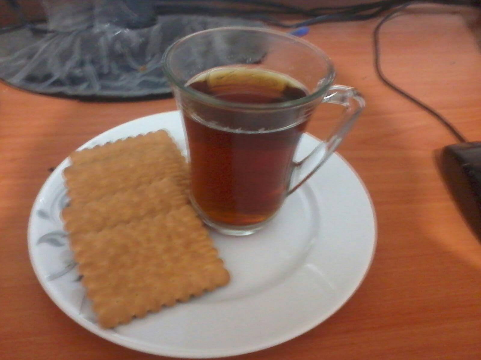 Çay Bisküvisi